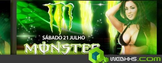 Evento Monster Energy