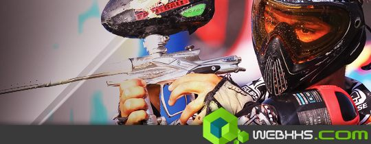 Flyer PaintBall